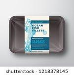 the original fish fillets... | Shutterstock .eps vector #1218378145