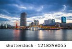 kobe  kansai  japan   november... | Shutterstock . vector #1218396055