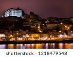 porto  portugal   june 14 2018  ...   Shutterstock . vector #1218479548