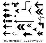 vector illustration of black...   Shutterstock .eps vector #1218494908