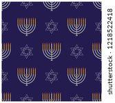 Jewish Holiday Hanukkah...