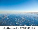 salar de uyuni  bolivia....   Shutterstock . vector #1218531145