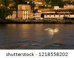 porto  portugal   june 15 2018  ...   Shutterstock . vector #1218558202