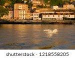porto  portugal   june 15 2018  ...   Shutterstock . vector #1218558205