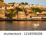 porto  portugal   june 15 2018  ...   Shutterstock . vector #1218558208