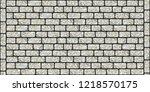 road pavement texture of... | Shutterstock . vector #1218570175