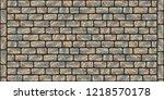 road pavement texture of... | Shutterstock . vector #1218570178