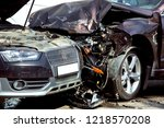 Head On Collision Of Two Cars ...