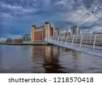 newcastle  england. august 30 ... | Shutterstock . vector #1218570418