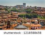 porto  portugal   june 15 2018  ...   Shutterstock . vector #1218588658