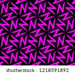 abstract background with... | Shutterstock .eps vector #1218591892