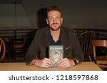 huntington  ny   oct 30  actor... | Shutterstock . vector #1218597868