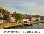 porto  portugal   june 13 2018  ...   Shutterstock . vector #1218616072