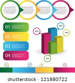 infographics | Shutterstock .eps vector #121880722