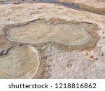bolivia  salar de uyuni  aguas...   Shutterstock . vector #1218816862