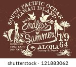 Endless Summer Retro Style