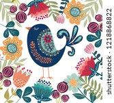 art vector colorful...   Shutterstock .eps vector #1218868822