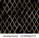 geometry texture repeat modern... | Shutterstock . vector #1218966475