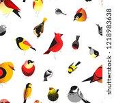 bird different types of animals ...   Shutterstock .eps vector #1218983638