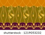 classical border with baroque...