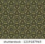 vector abstract background... | Shutterstock .eps vector #1219187965