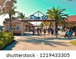 clearwater beach  florida.... | Shutterstock . vector #1219433305