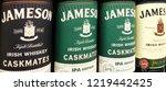 labels of varieties types of... | Shutterstock . vector #1219442425