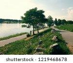 nature in vienna | Shutterstock . vector #1219468678