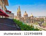 guadalajara  mexico 22 april ... | Shutterstock . vector #1219548898