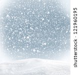 winter background | Shutterstock . vector #121960195