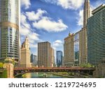Sunny Afternoon At The Chicago...