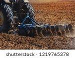 Agriculture Tractor Preparing...