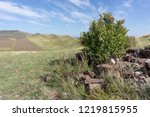 shaman place in the hills of... | Shutterstock . vector #1219815955