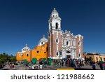 tlaxcala  mexico   november 18  ... | Shutterstock . vector #121988662