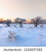 Winter Landscape Cold Day - Fine Art prints