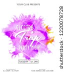innovative abstract ... | Shutterstock .eps vector #1220078728