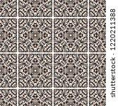 geometric seamless pattern ...   Shutterstock .eps vector #1220211388