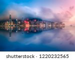 Panoramic View Skyline Hong Kong - Fine Art prints