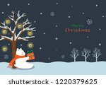 Merry Christmas Greeting Card....
