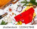 spanish speaking countries new... | Shutterstock . vector #1220417848