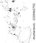 distressed overlay texture of... | Shutterstock .eps vector #1220462752