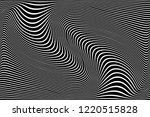 abstract wavy lines design....   Shutterstock .eps vector #1220515828