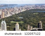 The View Of Central Park In Th...