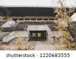 abandoned building house in... | Shutterstock . vector #1220683555