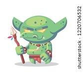 fantasy rpg game character... | Shutterstock .eps vector #1220706532