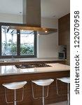 beautiful apartment  interior ... | Shutterstock . vector #122070958