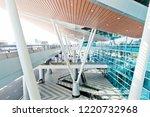 da nang international airport ...   Shutterstock . vector #1220732968