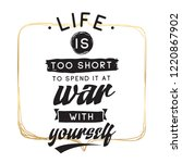 inspirational quote  motivation....   Shutterstock .eps vector #1220867902