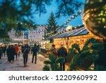 Salzburg Christmas Market Seen...