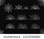 vector illustration set of... | Shutterstock .eps vector #1221036082
